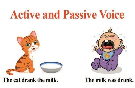 Công thức câu bị động trong tiếng Anh